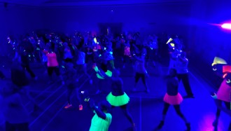Glow Zumba